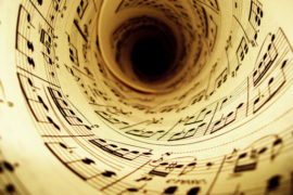 Γράφω ακούγοντας Μουσική